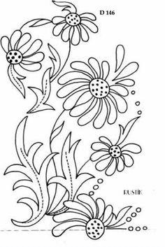 مجموعه رسوم جديده للتطريز -new embroidery patterns ~ شغل ابره NEEDLE CRAFTS