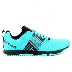 019f1dbcfba Reebok CrossFit Sprint 2.0 Training Sneaker Shoe - Blue Black Red - Mens -