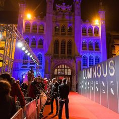 From swarovski - Celebrating the silver screen at the @britishfilminstitute's Luminous Gala in London #LFF