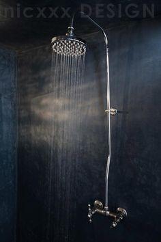 BLUE SHOWER design by nicxxxDESIGN