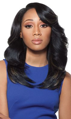 Outre Quick Weave Complete Cap Synthetic Wig BRENDA
