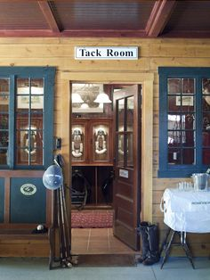 The Roseview Dressage Tack Room, Millbrook, NY.  http://pinterest.com/RosevieDressage/