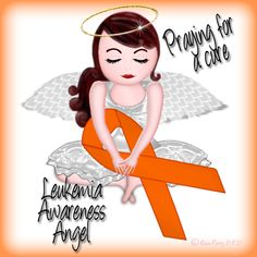 Leukemia Orange