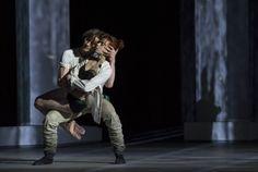 Poskromienie złośnicy / The Taming of the Shrew - Krysanova & Lantratov #Bolshoi Ballet