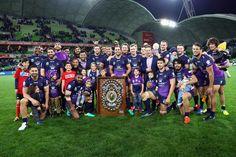 Melbourne Storm Rugby League - Minor Premiers 2016