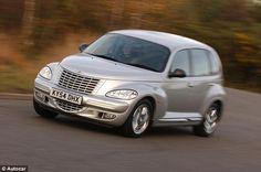 Chrysler PT Cruiser 2001 - 2010