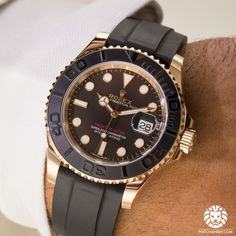 Baselworld 2015 Watches: New Rolex Oyster Models (Day-Date 40 x Yacht-Master x Pearlmaster 39)