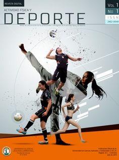 Portada de la Revista Digital Actividad Física y Deporte Detroit Techno, Taekwondo, Sports Graphic Design, Sports Graphics, Health Insurance Companies, Health Promotion, Decathlon, Photoshop Design, Kids Sports
