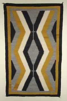 wonderfully stylish navajo rug