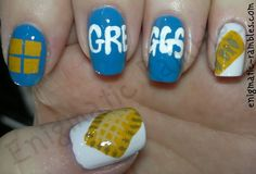 Enigmatic Rambles Greggs Nails