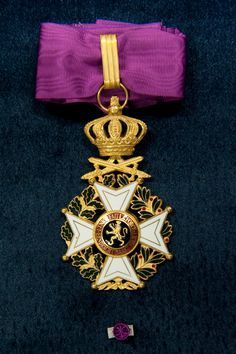 Order of Leopold (military), Commander