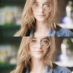 Gorgeous Teen, Beautiful Women, Angelina Danilova, Cute Glasses, Russian Models, Hey Girl, Face Claims, Anime Art Girl, Pretty Girls