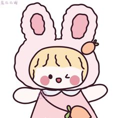 Cute Kawaii Drawings, Anime Figures, Hello Kitty, Pink, Profile, Icons, Wallpapers, Fictional Characters, Amazing