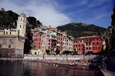 There's no place like the Cinque Terre
