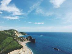Poster & Download: Küste Luft Blick Meer Strand Kategorien: landschaften, küste, luft, blick, meer, strand