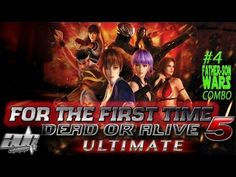 DOA5U   For The First Time & Father Son Wars #4 Combo ADG Plays Dead Or Alive 5 Ultimate For The First Time http://www.egmnow.com/antdagamer/adg-plays-dead-or-alive-5-ultimate-for-the-first-time/ via @egmnow