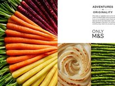 Marks & Spencer Only M&S advert advert focus