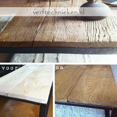 Painting new wood Butcher Block Cutting Board, Bamboo Cutting Board, Diy Desk, Old Wood, Diy Woodworking, Chalk Paint, Diy Furniture, Diy And Crafts, Sweet Home
