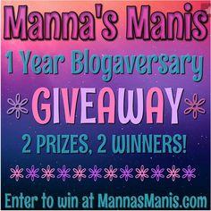 Happy Blogiversary!