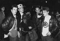 Rockin' Squat, Solo, Joey Starr, Kool Shen ... #OldSchool #hiphop #cartonmagazine