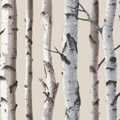 Nordik wood wallpaper by Wallpaperdirect | Woodland design ideas | Design | Trend | Housetohome.co.uk
