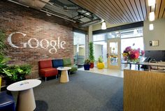 Google Unveils Not-Evil Office in Pittsburgh | Co.Design: business + innovation + design