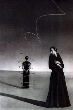 Elsa Schiaparelli photographed by Andre Durst 1936