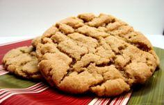 Gluten Free Cinnamon Peanut Butter Cookies Recipe
