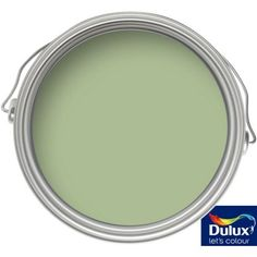 Living room Dulux Putting Green - Silk Emulsion Paint - 2.5L at Homebase -- Be inspired and make your house a home. Buy now.