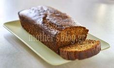Υγιεινό κέικ με μέλι, γιαούρτι και άρωμα λεμονιού, από τον Γιώργο Γεράρδο! Sweet Recipes, Healthy Recipes, Sugar Free Sweets, Stevia, Banana Bread, Healthy Eating, Healthy Food, Muffin, Candy