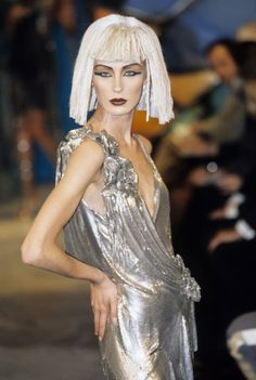 """velvetrunway: """"John Galliano F.W 1997 Posted by tiled """""""
