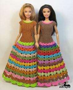PlayDolls.ru - Играем в куклы :: Тема: Багира: Галерея работ (18/24) Must see. Many lovely designs.