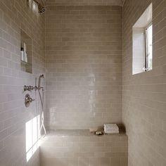 Thanks for you visiting Lowes Bathroom Floor Tiles Tile Design Ideas HD . Master Shower, Walk In Shower, Master Bathroom, Shower Floor, Sauna Shower, Clean Shower, Shower Stalls, Shower Seat, Vanity Bathroom