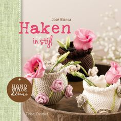 Mijn nieuwe #haakboek :-)  My new book on #crochet :-)    #haken #handwerken #DIY #crafts #homedeco #yarn