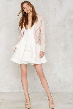 bec8b03c9b 100 Best how to wear light pink leather jacket images
