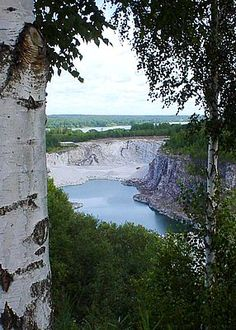 Free Stock Photo of Limestone Quarry 2