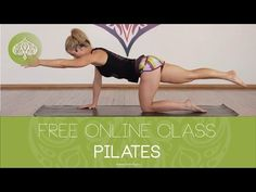 Stop Sciatica Pain with Pilates - YouTube