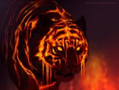The time and my intents are savage-wild. More fierce and more inexorable far than empty tigers or the roaring seas