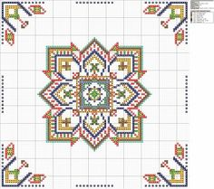 this page has more cross stitch patterns, but not necessarily Palestinian ones.