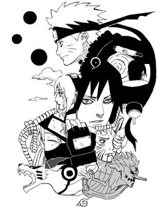 Anime Naruto, Naruto Vs Sasuke, Naruto Shippuden Sasuke, Manga Anime, Boruto, Naruto Tattoo, Anime Tattoos, Japon Illustration, Naruto Drawings
