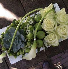 Arreglo floral para Decoración empresarial: