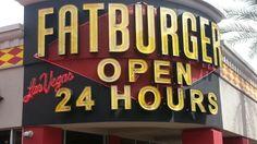 Las Vegas fatburger