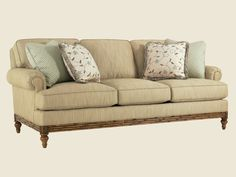 Beach House Golden Isle Sofa - Lexington Home Brands