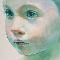 water color by  Ali Cavanaugh.