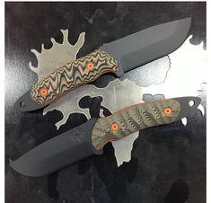 DMO Knives; Breacher.