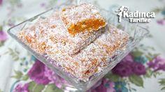 Cezerye Tarifi Sweets Recipes, Carrots, Deserts, Favorite Recipes, Dinner, Cake, Food, Coconut Sugar, Sweets