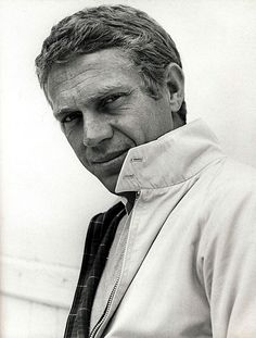 Steve McQueen...King of cool !