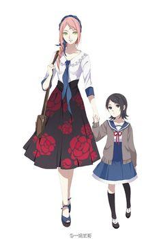 #wattpad #fanfiction Tổng hợp một số hình ảnh đẹp về Sakura và một số nhân vật khác