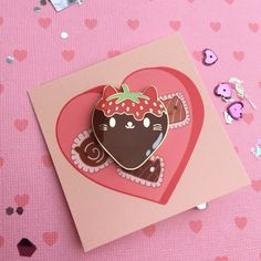 Chocolate Cat, Steven Universe, Jacket Pins, Cool Pins, Metal Pins, Pin And Patches, Disney Pins, Pin Badges, Pin Collection