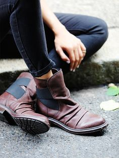 NAYA Brenden Ankle Boot at Free People Clothing Boutique